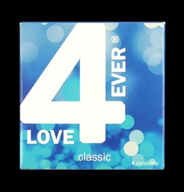 love 4 ever, condoms classic